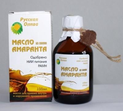Уникальность применения амарантового масла, а так же его польза и вред