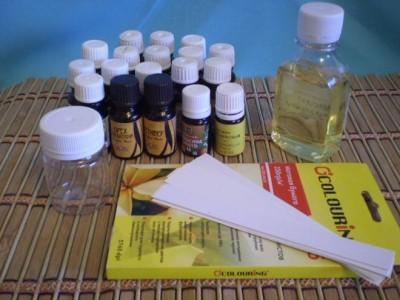 Интересные рецепты духов из эфирных масел