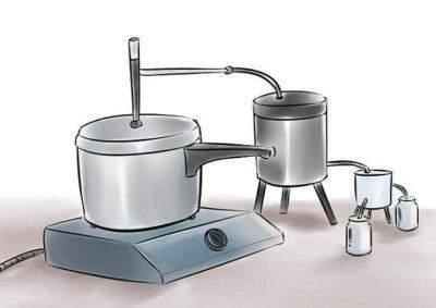 Как сделать полезное эфирное масло в домашних условиях - способы и секреты приготовления