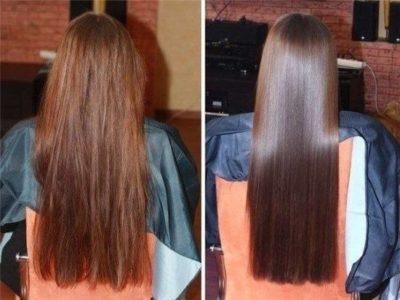 Волшебная сила смесей масел для волос