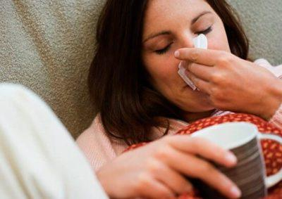 Использование облепихового масло для носа