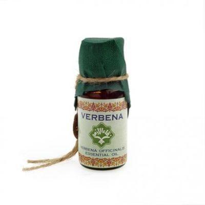 Рассмотрим применение дорогого, но качественного эфирного масла - вербены