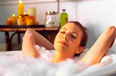 Афродизиаки в ванной