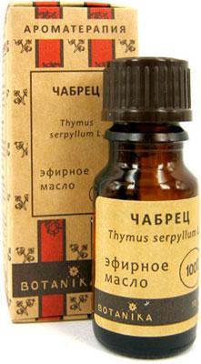Эфирное масло чабреца: свойства и применение для мужчин, в косметологии, медицине