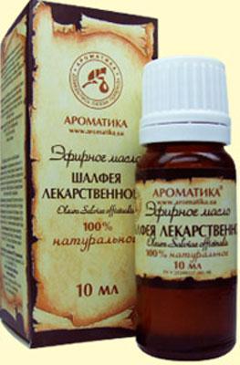 Масло шалфея лекарственного