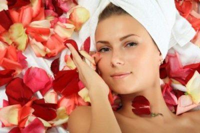 Применение масла розы в косметологии