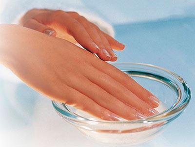 Маска для ногтей