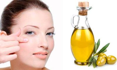 Оливковое масло для области вокруг глаз