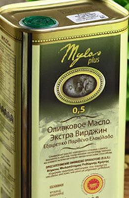Оливковое масло экстра