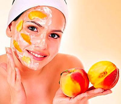 Для лица персиковое масло