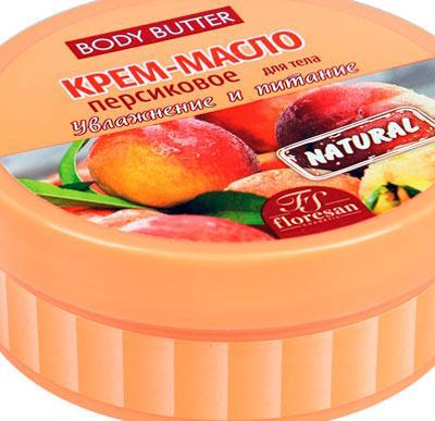 Крем масло персиковое