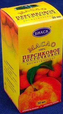 Масло персиковое косточковое
