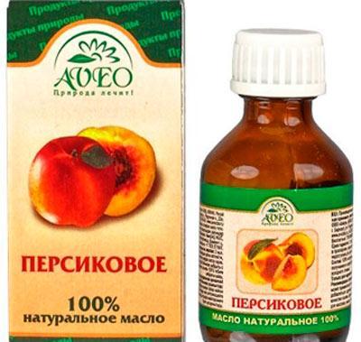 Натуральное персиковое масло
