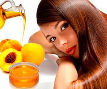 Персиковое масло и его воздействие на волосы