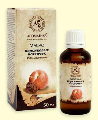 Персиковое масло фирмы Ароматика
